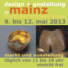 Design + Gestaltung in Mainz 2013